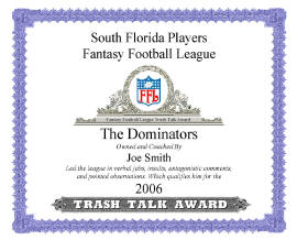 Fantasy football award certificate liabrary fantasy football award certificate liabrary hover to zoom yelopaper Images