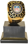 FFL Champion Ring Trophy